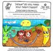 2015 Healthy Hearts Drawing Contest Winners Chosen by the Bill Howe...