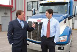 JX President & CEO Eric Jorgensen (L) and Congressman Paul Ryan (R)