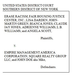 racial equity, fair housing