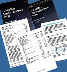 FutureMax Shareholder Report and Summary Prospectus Sample Pages