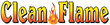 CleanFlame Company Logo