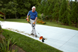 WORX 56V Trimmer is also a wheeled edger.