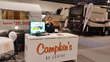 Campkins RV Centre greeting booth