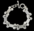 Zelda's Song Dog Bone Bracelet