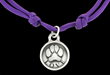 Love Paw Rope Necklace