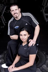 Ultimate Performance Fitness Ivan Lopez and Gladys Lopez