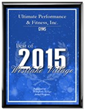 UPF Best of Westlake Village 2015 Award