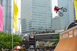 Monster Energy's Vince Byron Wins BMX Vert Contest at the KIA World Extreme Games in Shanghai