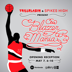 Blazermania Opening Reception, Hosted by IDL Worldwide's Gallery 135