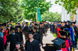 Commencement Procession at McDaniel College 2014