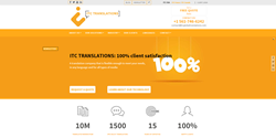 ITC Global Translations Homepage