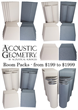 "Acoustic Geometry Offers ""Room Packs"" – Finally!"