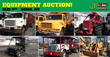 Public Car and Equipment Auction, Rome, NY, May 9, 2015