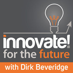 A new weekly podcast show with Dirk Beveridge premiers May 1, 2015