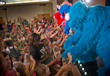 USO and Sesame Street Debut New 30-Minute Character Performance Centered Around Military-To-Civilian Transition During 2015 Tour