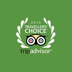 2015 TripAdvisor Travelers Choice