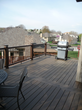 The family plans to keep grilling and were planning a party to celebrate their new TimberTech Legacy deck.