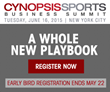 Cynopsis Sports Summit Returns on June 16