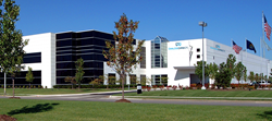 Dialog Direct Corporate Headquarters - Highland Park, Michigan