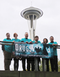 For volunteers from the Church of Scientology of Seattle, tackling drug-abuse is a year-round activity.
