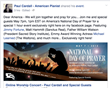 Paul Cardall and Special Guests Host National Day Of Prayer Online...
