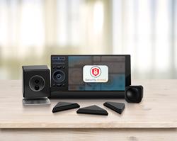 Oomi Security Kit includes Oomi Cube, Oomi Touch, Oomi MultiSensor, amd Oomi Door and Window Sensors