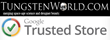 Tungsten World Now Recognized as Google Trusted Store