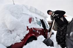 Snow Melting Invention