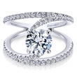 Gabriel & Co. Introduces NOVA™ Engagement Ring