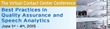 CRMXchange Quality Assurance and Analytics Eighth Annual Virtual...