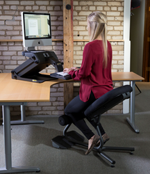 Move and Journey Sit Stand Workplace
