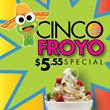 sweetFrog to Celebrate Cinco de Mayo with a Yogurt Twist