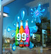Sunrise Hitek Debuts Double Sided Window Clings, Perfect for Retail...