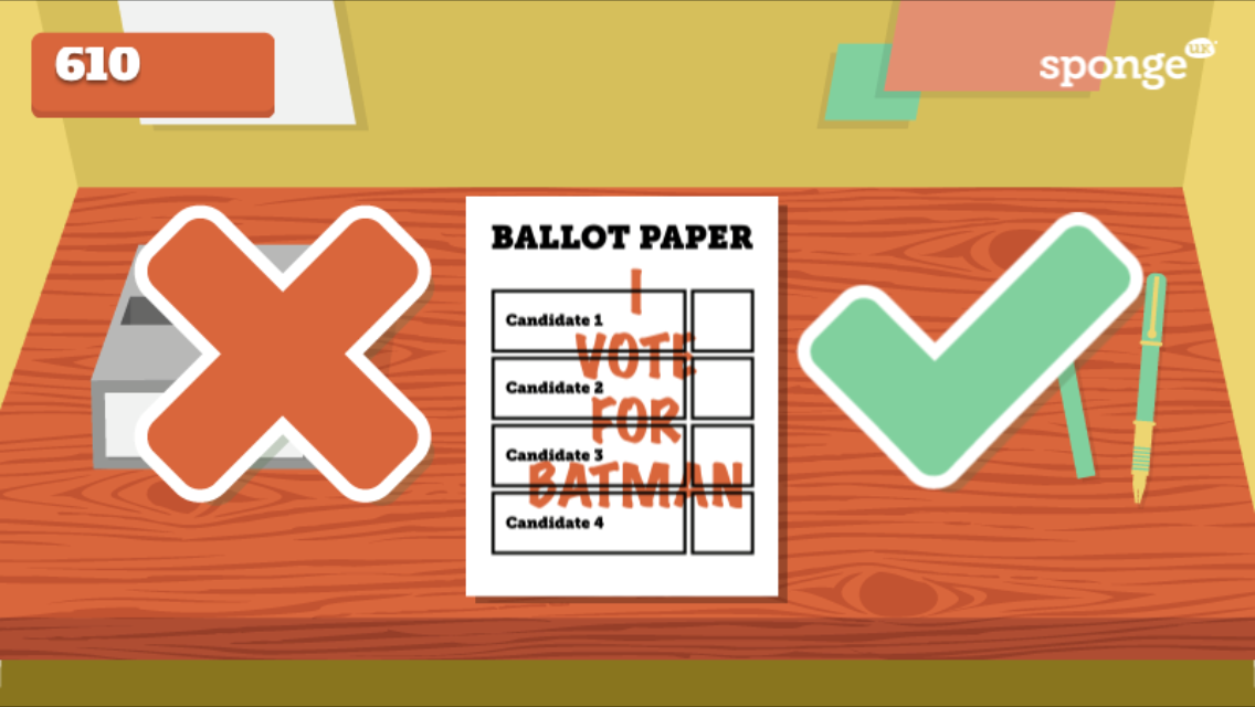 how to find polling station online