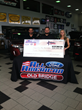 All American Ford Presents Donation to Nonprofit Hope For The Warriors