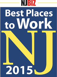 NJBiz 2015 Best Places to Work