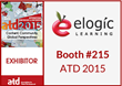 eLogic Learning to Showcase Innovative LMS Advancements at ATD 2015