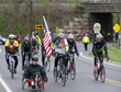 Gettysburg Welcomes Arriving Face of America Riders with Gala Celebration