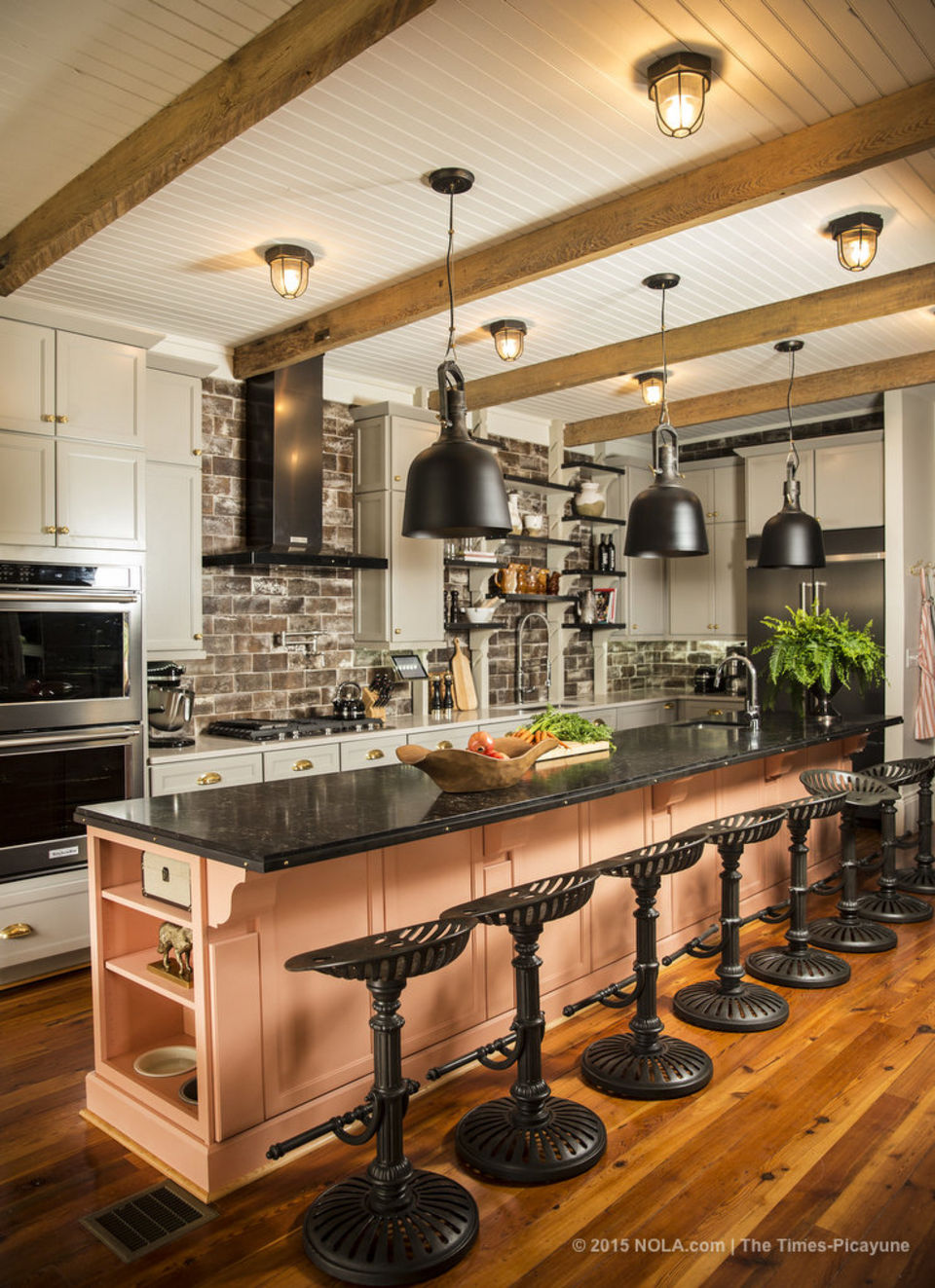 Littman brands serves as lighting sponsor at 8th annual for House beautiful kitchens