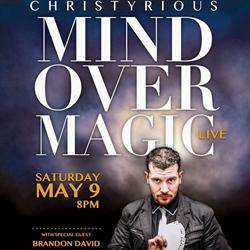 Toronto Magician - Mind Over Magic Show