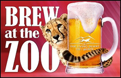 6th Annual Brew at the Zoo at the Living Desert Zoo and Gardens