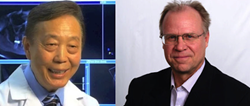 Dr. John Chao and Dr. David Richards