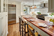 Modiani Kitchens Completes Transitional Kitchen Remodel in Greenwich,...
