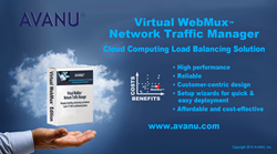 avanu webmux cloud computing load balancing