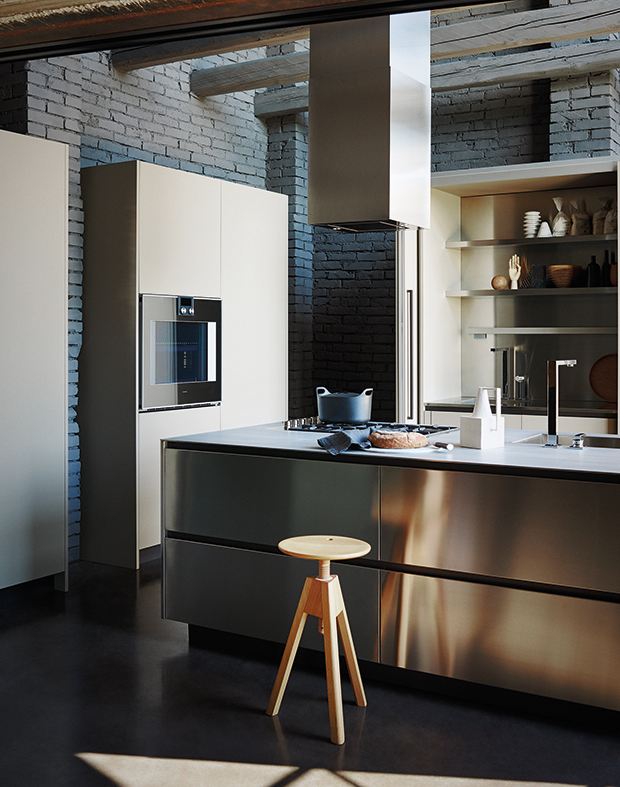 Modiani Kitchens To Offer New Line From Cesar Italy