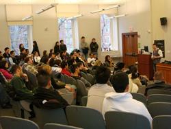 JT Tran Speaking At Harvard University