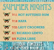The Kanbar Center for the Performing Arts Presents their 23rd Annual Summer Nights Concerts
