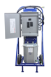 Portable Power Distribution System that allows operators to step down 480V to 120V