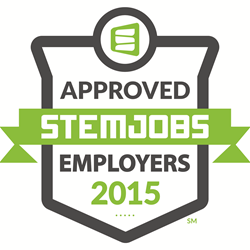 STEM Jobs Releases First-Ever List of STEM Approved Employers (SM) - Prestigious list identifies the nation's leaders in STEM hiring and diversity.