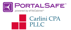 carlini cpa implements Portal Safe into their business